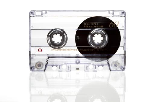 1980-1989「Audio Cassette」:スマホ壁紙(4)