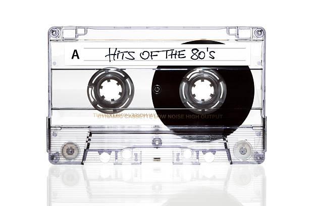 Audio Cassette. Hits of the 80s:スマホ壁紙(壁紙.com)