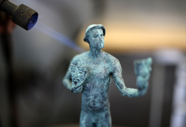 Figurine「22nd Annual Screen Actors Guild Awards - The Casting Of The SAG Awards Statuette」:写真・画像(18)[壁紙.com]