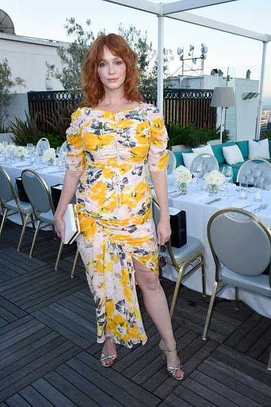 Awe「InStyle's Badass Women Dinner With Foster Grant」:写真・画像(14)[壁紙.com]