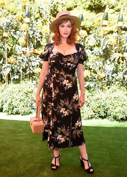 Box Purse「10th Annual Veuve Clicquot Polo Classic Los Angeles」:写真・画像(5)[壁紙.com]