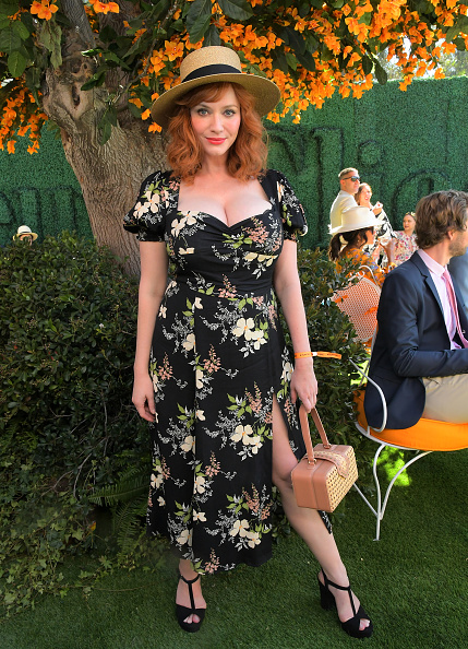 Box Purse「10th Annual Veuve Clicquot Polo Classic Los Angeles」:写真・画像(13)[壁紙.com]