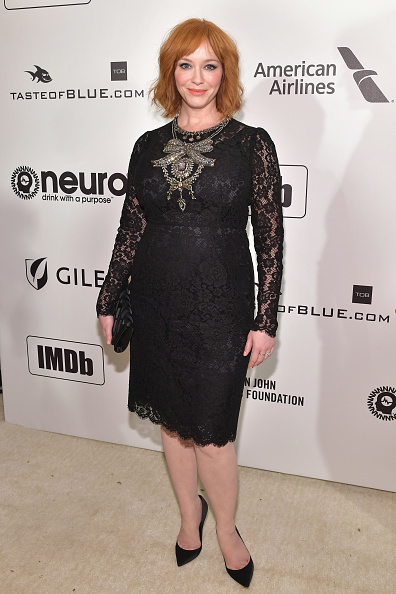 Celebration「27th Annual Elton John AIDS Foundation Academy Awards Viewing Party Celebrating EJAF And The 91st Academy Awards - Arrivals」:写真・画像(13)[壁紙.com]
