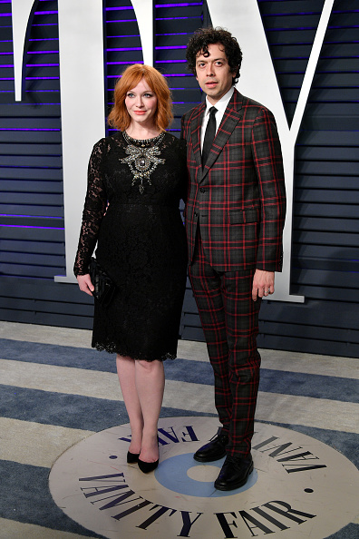 Checked Suit「2019 Vanity Fair Oscar Party Hosted By Radhika Jones - Arrivals」:写真・画像(11)[壁紙.com]
