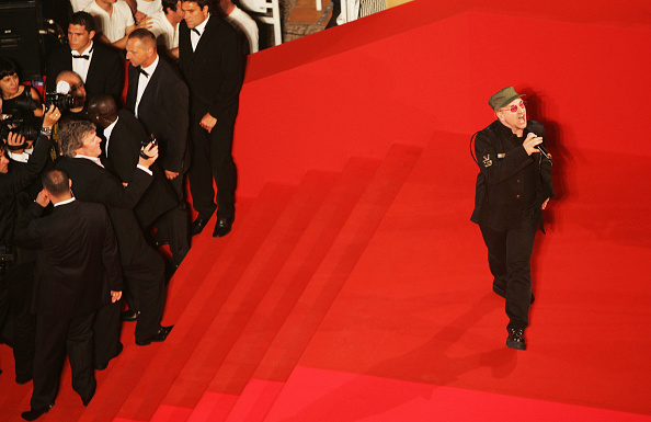 60th International Cannes Film Festival「Cannes - U2 3D - Premiere」:写真・画像(17)[壁紙.com]