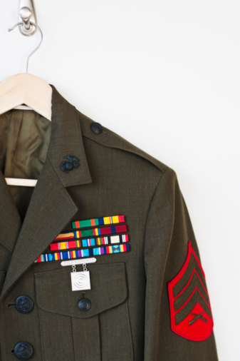 US Military「Armed services uniform」:スマホ壁紙(2)