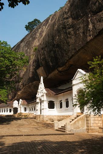 Rock Music「Dambulla, Cave temple entries」:スマホ壁紙(13)