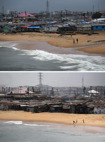 検疫「Monrovia Before And After The Ebola Epidemic」:写真・画像(13)[壁紙.com]