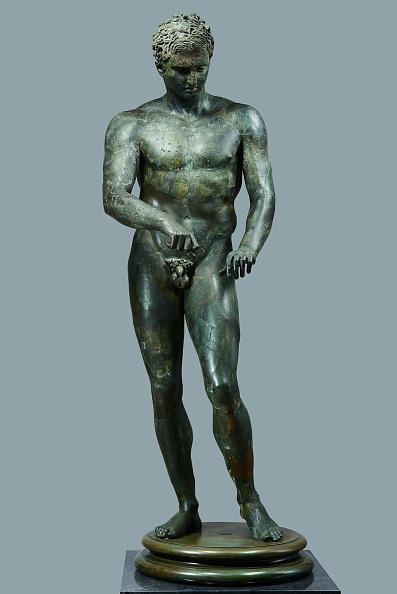 Painted Image「Athlete The Ephesian Apoxyomenos」:写真・画像(19)[壁紙.com]