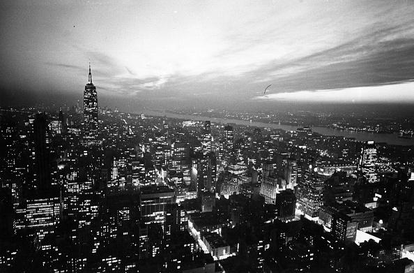 skyscraper「New York Night Sky」:写真・画像(5)[壁紙.com]