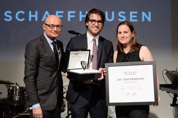 "Dimitrios Kambouris「IWC Schaffhausen And Tribeca Film Festival Host ""For the Love of Cinema"" Private Dinner」:写真・画像(5)[壁紙.com]"