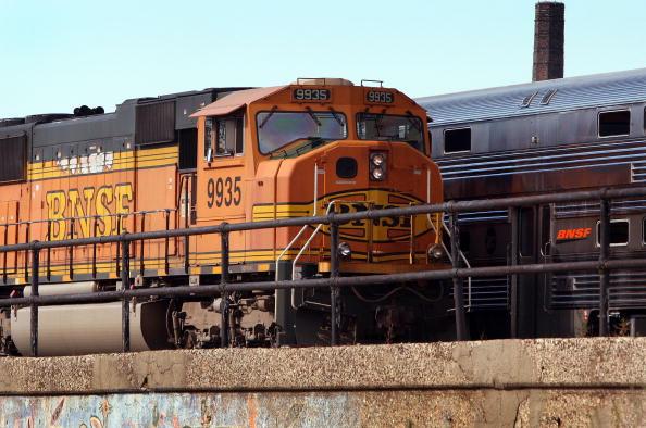 Mode of Transport「Burlington Northern Reports Higher Earnings」:写真・画像(6)[壁紙.com]