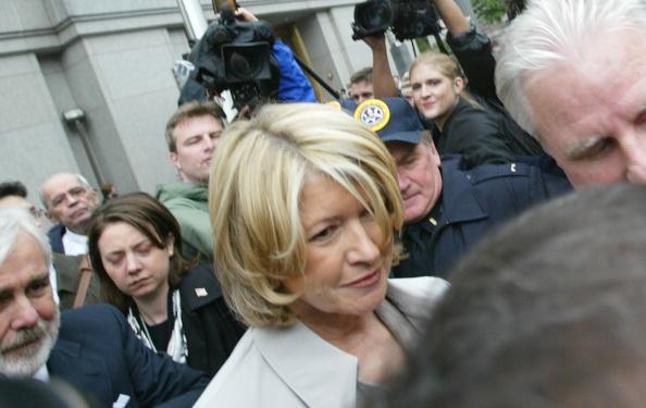 Federal Building「Martha Stewart Leaves Federal Court 」:写真・画像(17)[壁紙.com]