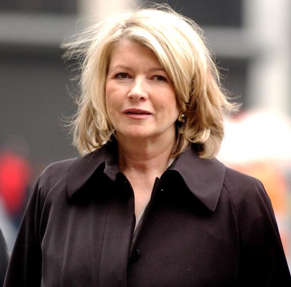 White Collar Crime「Martha Stewart Trial Continues In New York City」:写真・画像(17)[壁紙.com]