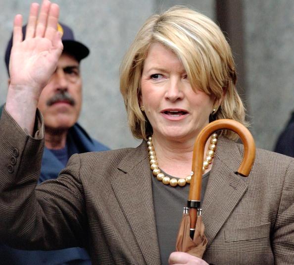 Corporate Business「Martha Stewart Trial Date Set In New York」:写真・画像(3)[壁紙.com]
