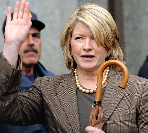 Martha Stewart Trial Date Set In New York:ニュース(壁紙.com)