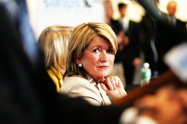 Corporate Business「Martha Stewart And Sirius Radio Announce Deal」:写真・画像(3)[壁紙.com]