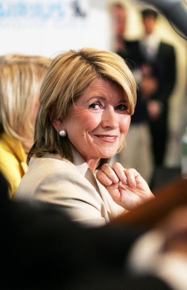 Corporate Business「Martha Stewart And Sirius Radio Announce Deal」:写真・画像(2)[壁紙.com]