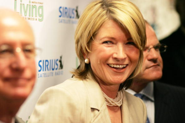 Corporate Business「Martha Stewart And Sirius Radio Announce Deal」:写真・画像(4)[壁紙.com]