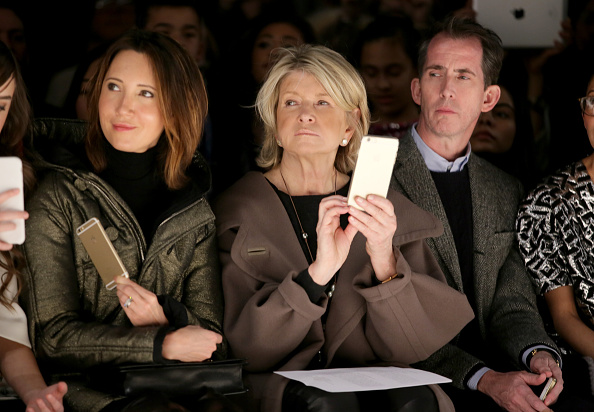 The Salon - Lincoln Center「Erin Fetherston -Front Row - Mercedes-Benz Fashion Week Fall 2015」:写真・画像(9)[壁紙.com]