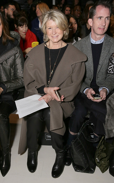 The Salon - Lincoln Center「Erin Fetherston -Front Row - Mercedes-Benz Fashion Week Fall 2015」:写真・画像(10)[壁紙.com]