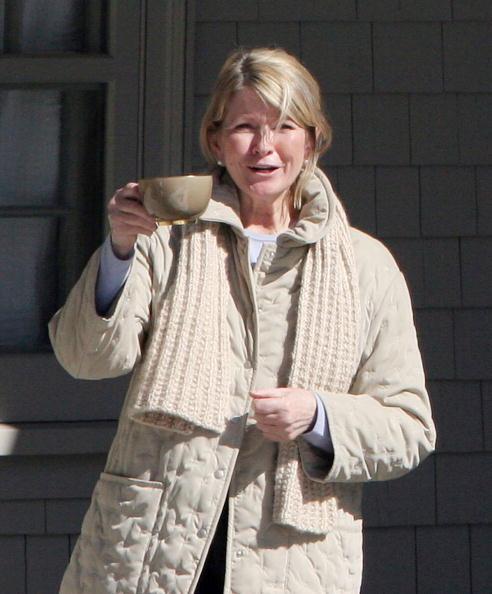 Michael Nagle「Martha Stewart Starts Home Confinement」:写真・画像(3)[壁紙.com]