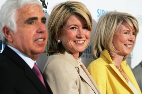 Corporate Business「Martha Stewart And Sirius Radio Announce Deal」:写真・画像(5)[壁紙.com]