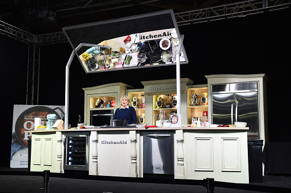 Recipe「Grand Tasting Presented By ShopRite Featuring KitchenAid® Culinary Demonstrations Presented By MasterCard - Food Network New York City Wine & Food Festival Presented By FOOD & WINE」:写真・画像(3)[壁紙.com]
