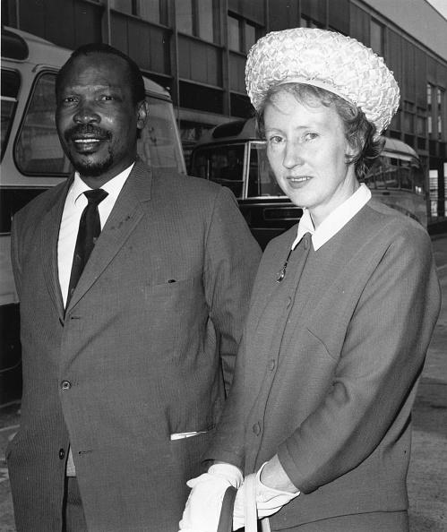 Botswana「Seretse Khama & Wife」:写真・画像(13)[壁紙.com]
