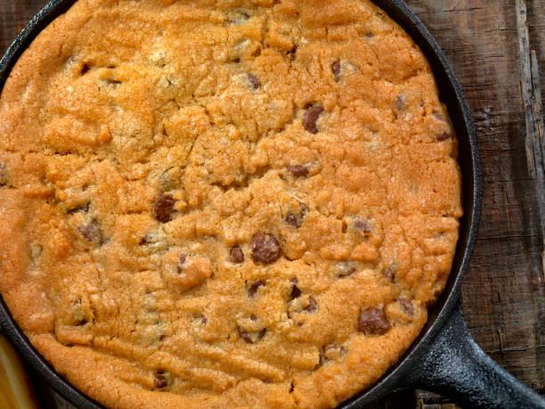 Skillet Chocolate Chip Cookie:スマホ壁紙(壁紙.com)