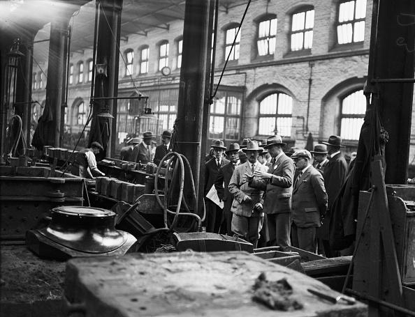 科学技術「Germans Visit GWR Works」:写真・画像(13)[壁紙.com]