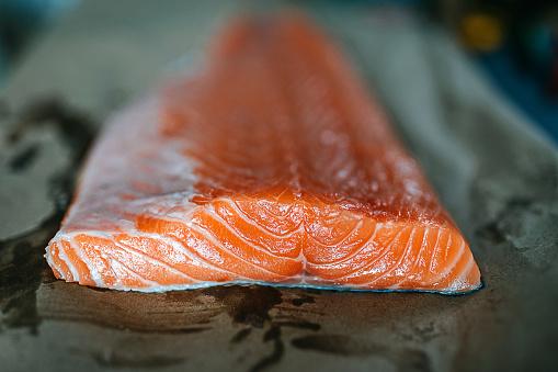 Fennel「Fresh salmon fillets」:スマホ壁紙(4)