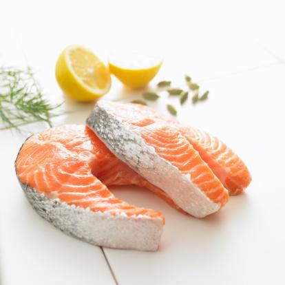 Salmon Steak「Fresh salmon fillet」:スマホ壁紙(18)
