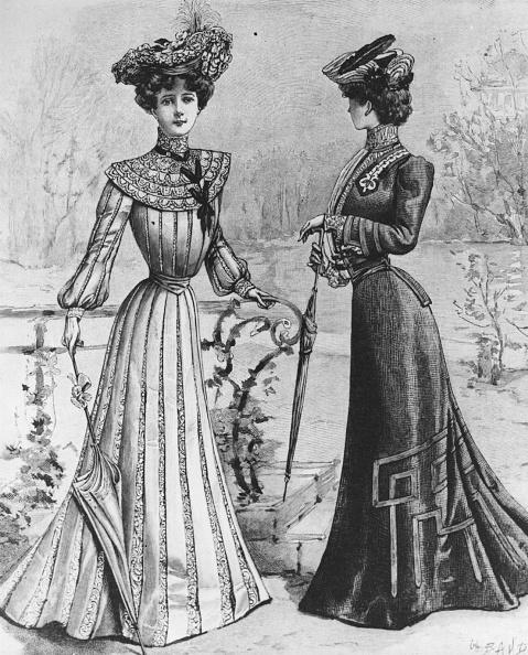 Edwardian Style「Street Dresses」:写真・画像(14)[壁紙.com]