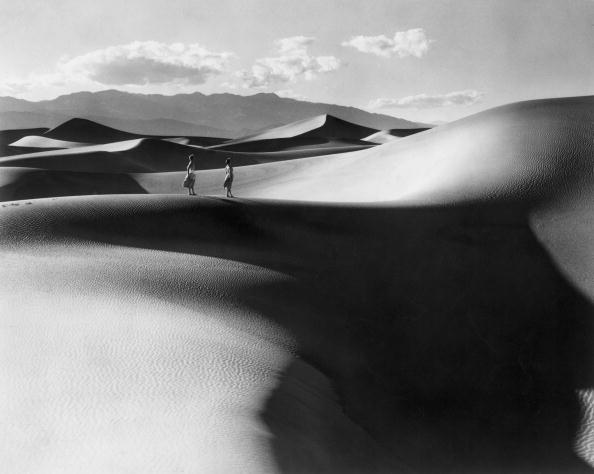 Desert「Death Valley Dunes」:写真・画像(19)[壁紙.com]