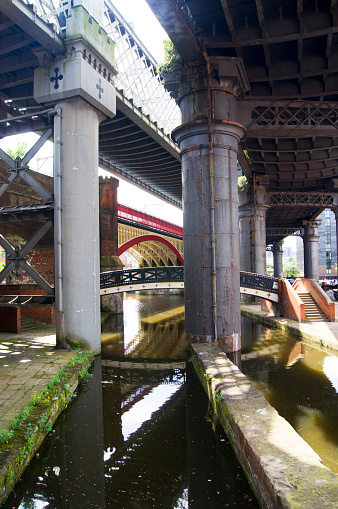 Railway「Railway-Canal junction.」:スマホ壁紙(7)