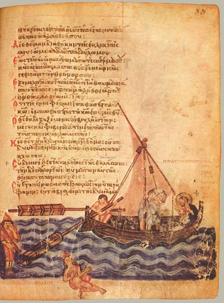 Manuscript「The Chludov Psalter Psalm 88」:写真・画像(3)[壁紙.com]