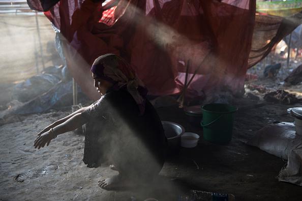 Makeshift「Rohingya Refugees Flood Into Bangladesh」:写真・画像(8)[壁紙.com]