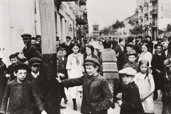 City Life「Citylife in the Jewish quarter Lodz」:写真・画像(7)[壁紙.com]