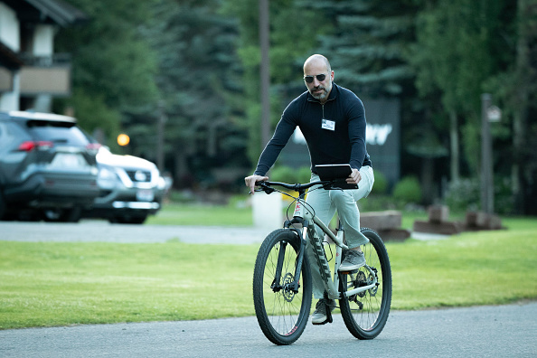 Uber - Brand-Name「Allen & Co. Holds Its Annual Sun Valley Conference In Idaho」:写真・画像(18)[壁紙.com]