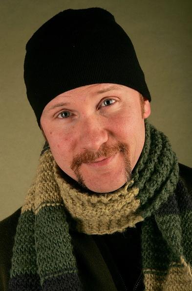 Skull Cap「Morgan Spurlock and Alex Jamieson Sundance Portrait Session」:写真・画像(4)[壁紙.com]