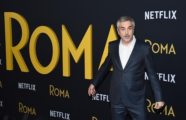 映画監督「Los Angeles Premiere Of Alfonso Cuaron's 'Roma' - Arrivals」:写真・画像(16)[壁紙.com]