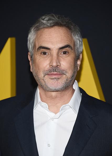 映画監督「Los Angeles Premiere Of Alfonso Cuaron's 'Roma' - Arrivals」:写真・画像(15)[壁紙.com]