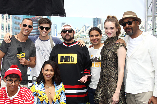 Television Show「#IMDboat At San Diego Comic-Con 2017: Day Three」:写真・画像(2)[壁紙.com]
