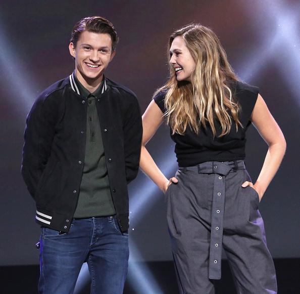 Elizabeth Olsen「Disney's D23 EXPO 2017」:写真・画像(17)[壁紙.com]