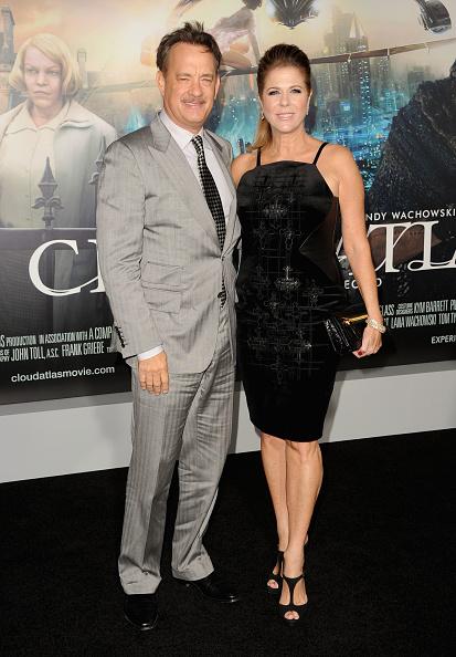 "Cross Shape「Premiere Of Warner Bros. Pictures' ""Cloud Atlas"" - Arrivals」:写真・画像(8)[壁紙.com]"