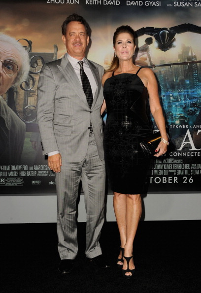 "Cross Shape「Premiere Of Warner Bros. Pictures' ""Cloud Atlas"" - Red Carpet」:写真・画像(16)[壁紙.com]"