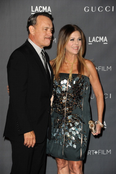 Gold Purse「LACMA 2012 Art + Film Gala - Arrivals」:写真・画像(11)[壁紙.com]