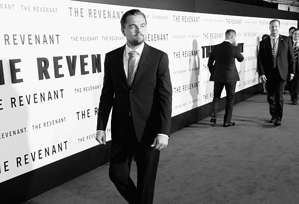 "An Alternative View Of The Premiere Of 20th Century Fox And Regency Enterprises' ""The Revenant"":ニュース(壁紙.com)"
