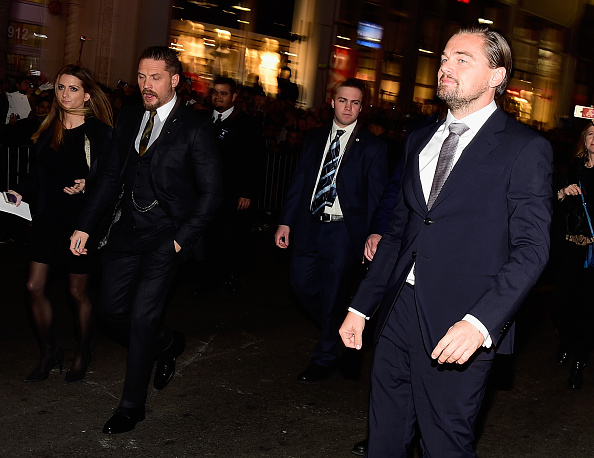 "The Revenant - 2015 Film「Premiere Of 20th Century Fox's ""The Revenant"" - Arrivals」:写真・画像(1)[壁紙.com]"